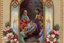 Advent, Karácsony,Újév