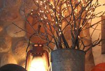 Winter/ fall decor