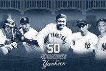 Yankees / by Valerie McLean