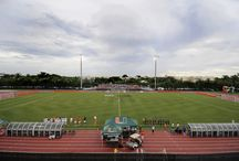 Athletics Facilities / A behind the scenes look at the facilities for the Miami Hurricanes   / by Miami Hurricanes