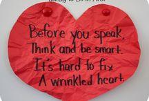 Wrinkles heart