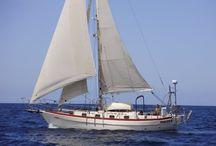 Boats - Sailboats / Sailing - Yachting