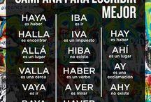 Español y Ortografia