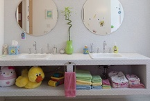 Boy´s rooms and bathrooms