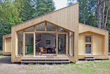 Architettura in legno / Case in legno