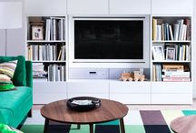 ikea besta living rooms