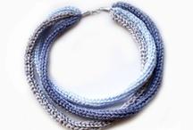 knit jewerly