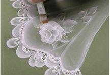 pittura tipo fazzoletto effetto ghiaccia reale