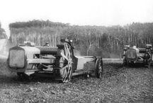 Škoda, Zemědělská technika