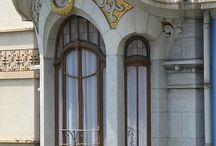 Balkon detayları