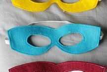 superhero party / by Christine Butler