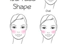 Makeup pointers