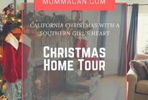 Beautiful Christmas Spaces / Join the Beautiful Christmas Spaces Board please follow and send an email to pamela@mommacan.com and I will add you! 3 Pins Per Month