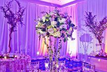 wedding lighting and decor - iwedplanner / Decorate your wedding reception with lighting and decor