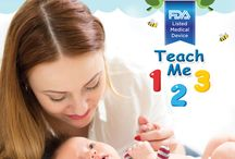 Pacifiers and Pacifier Sanitization / Special needs friendly pacifiers and sanitization solutions to prevent illness.