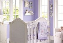 Girl nursery themes