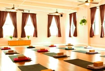 yoga centric / by Amy Snyder