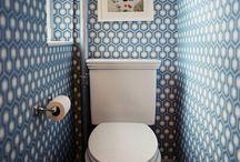 WC / by Michelle Seekamp | TheAstorRoom