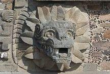 Mythology South and Central America