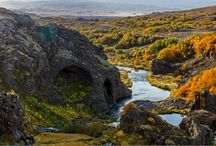 Places in Iceland / great places to see in Iceland
