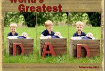 fathers day / by Michelle Migliaccio-Garcia