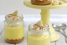 Opskrift kager og dessert