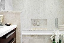 Master bath / by Lexie Gunn