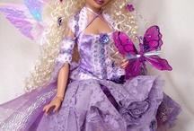 Fairies dolls