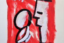 Salvatore Accolla collezione Artigia 2017 / Smalto su cartoncino formato 50x70 cm conferenza del 15.12.2017  https://www.youtube.com/watch?v=QGxsQn4tD4M&t=1639s Salvatore Accolla nasce nel 1946 a Floridia, paese natio della madre e dopo quattordici giorni (come precisa lo stesso Accolla) viene portato a casa nell'antica isola di Ortigia, a Siracusa dove ancora oggi vive.