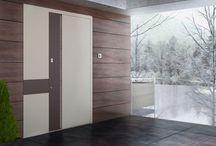 Interno Doors By Alumil