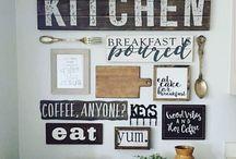 Kitchen | Walls and Decor