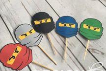 Fiesta legos ninja go