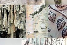 Design Prompts - Lichen and Bark
