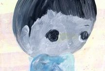 Blue Spots / by Nikki Evans