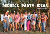 Redneck Party / The best redneck/trailer trash party you ever saw ;)  / by Chelsey Krause