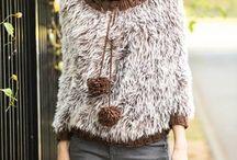 Knitting shawls, ponchos, wrap / by Sonia Rowe