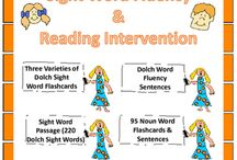 Sight Word Fluency for Reading Intervention / Sight Word Fluency for Reading Intervention. Do you find your students are struggling with reading their sight words in context? Sight Word Fluency is an essential element of both reading and comprehension; it advances readers from recognizing words to comprehending them.