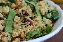 Receita de quinoa