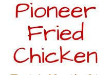 Food-Dinner ideas