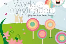World of Imagination by Sarah Hurley