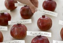 Escort Cards & Seating Charts / by Pure Luxe Bride