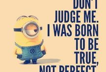 DESPICABLE ME? MINION