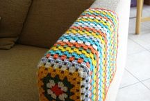 вязание для мебели