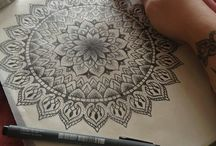 Mandalas / by Jennie Hallbrown