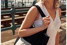 CityHopper / CityHopper is a tote we designed. It's simple, comfy, practical and elegant. Every bag we create is hand-made and unique.