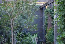 Žatec - nová vlna / více soukromí na balkoně, pěstování zeleniny 7x4m, zcelit výsadby, vyřešit rozpadající se dlažbu, upravit plot