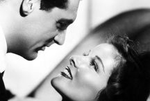 Old Hollywood Glamour Couples