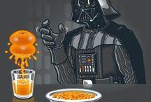 Funny stuff / Star Wars