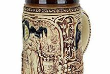 Кубки для вина и пива