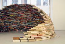 Bookshelves & Places to Read / ...Architecture & Art.